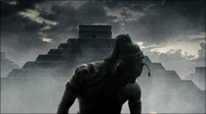 Quel acteur / réalisateur a tourné ''Apocalypto'' , un film très controversé sur la vie et les pratiques des Mayas ?