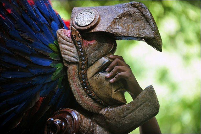 Le territoire des Mayas s'étendait au sud du Mexique et sur quatre autres États. Quel est l'intrus ?