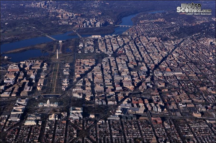 L'organisation des rues du centre-ville est très particulière. Quelle forme a-t-il ?