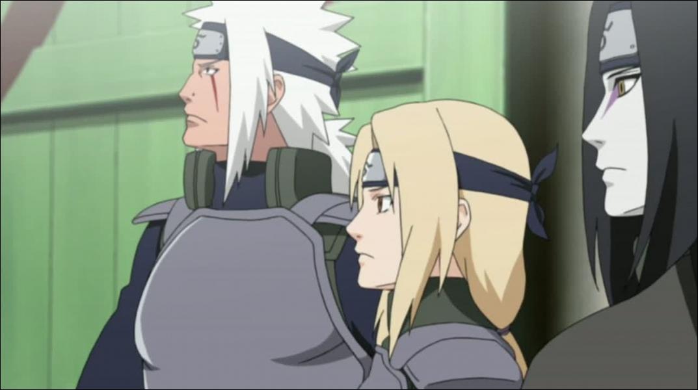 De quel trio, Orochimaru fait-il parti ?
