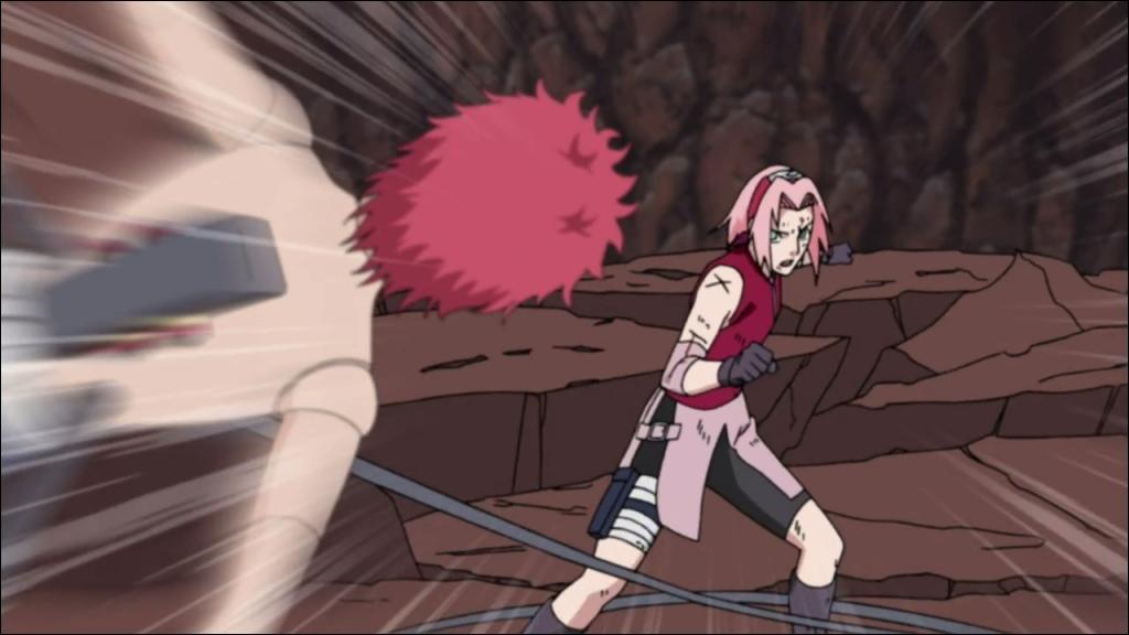 Avec qui s'allie-t-elle pour battre Sasori ?