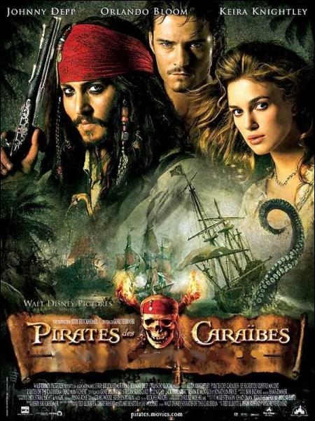 Le second volet de la saga des   Pirates des Caraïbes   bien orchestré et riche en rebondissements réalisé par Gore Verbinski en 2006 avec Johnny Deep, Orlando Bloom, Keira Knightley ... .