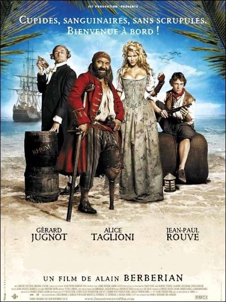 Une adaptation de l'oeuvre de Robert Louis Stevenson par le réalisateur Alain Berbérian en 2007, avec Gérard Jugnot, Jean-Paul Rouve, Alice Taglioni ... .