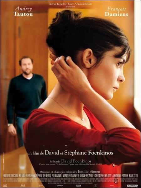 Comédie ronantique réalisée par David et Stéphane Foenkinos en 2011 avec Audrey Tautou, François damiens, Bruno Todeschini ... .