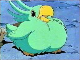 Alerte ! Alerte !  . Comment s'appelle le perroquet de Tao ?