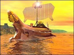Retrouvez l'affirmation exacte concernant le Solaris, un navire mystérieux mis au point par l'Empire de Mu :