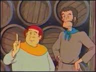 Comment s'appellent ces deux marins trouillards et cupides qui accompagnent Mendoza ?