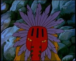 Quand l'Esperanza accoste aux Galapagos, nos aventuriers sont surveillés par cet étrange personnage. De qui s'agit-il ?
