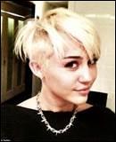 Miley s'est teint les cheveux en blond et les a coupés, pourquoi ?