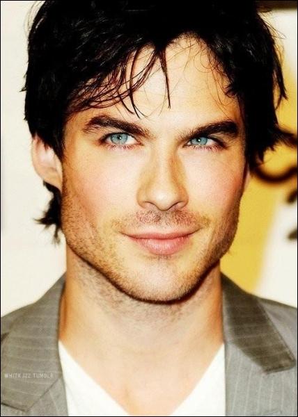 Qui est cet acteur qui joue dans  Vampire Diaries  ?