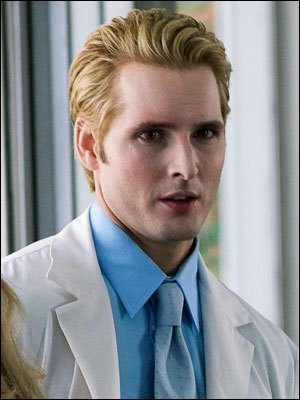 Dans quel(s) film(s) apparaît Carlisle Cullen ?