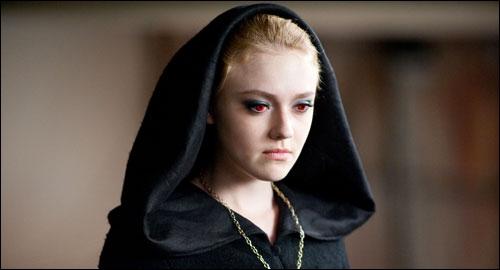 Dans quel(s) film(s) apparaît Jane Volturi ?