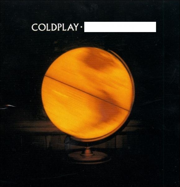 Quel est le nom de cet album studio de Coldplay ?