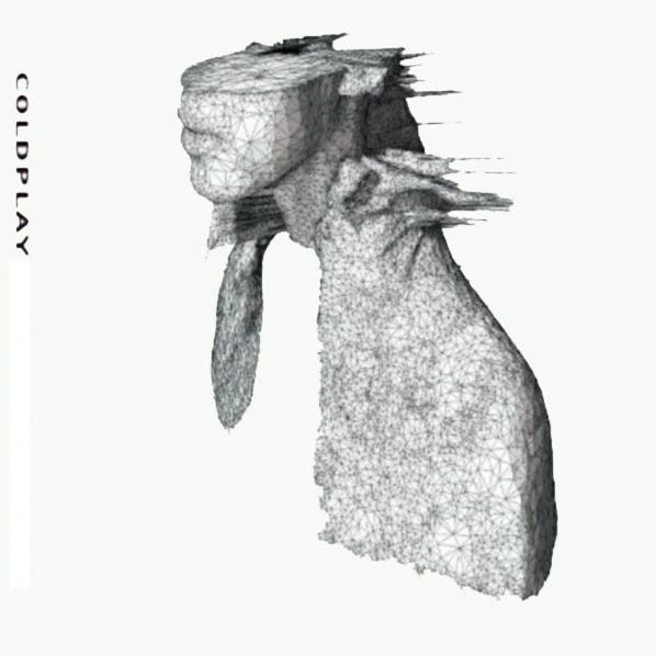 Pochettes des albums de Coldplay