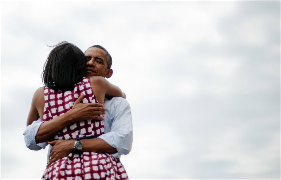 Qu'a tweeté Barack Obama pour annoncer sa réélection, en novembre ?