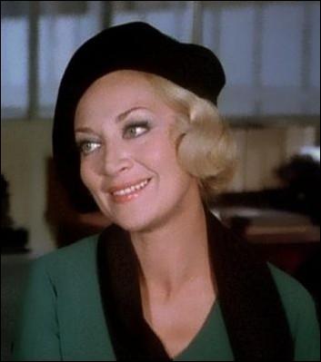 Elle a incarné l'énigmatique Lady McRashley aux côtés de Jean Marais dans   Fantômas contre Scotland Yard   en 1967 ... .