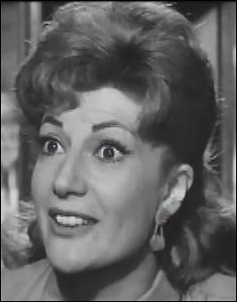D'origine arménienne, abonnée aux rôles comiques, elle fut entre autres la   soeur  de Jacques Brel dans  Mon oncle Benjamin  ... .