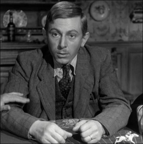 Il fut  Camille  , mari de Simone Signoret dans  Thérèse Raquin  un film de Marcel Carné en 1953 ... .