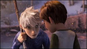 Qui est le seul enfant qui croit aux gardiens, à la fin du film ?