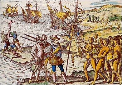 Quel jour Christophe Colomb découvre-t-il la terre que l'on nommera plus tard ''Amérique'' ?