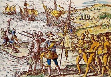 Christophe Colomb et la ''découverte'' de l'Amérique