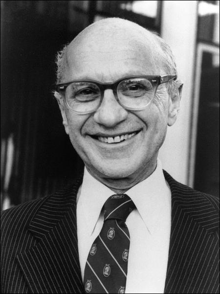 Qui fut/furent prix Nobel de sciences économiques en 1976 ?