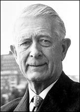 Qui fut prix Nobel de sciences économiques en 1977 avec Bertil Ohlin (Ohlin sur la photo) ?