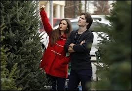 Vampire Diaries, saison 4 : ''Le premier baiser de Klaus et Caroline ...