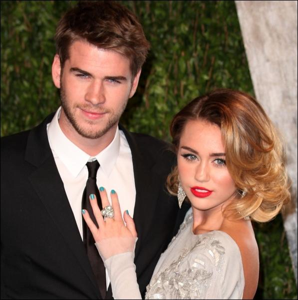 Avec qui Miley Cyrus va-t-elle se marier ?