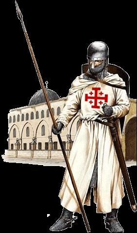 A l'époque des croisades, les lances sont devenues ... ? (plusieurs bonnes réponses)