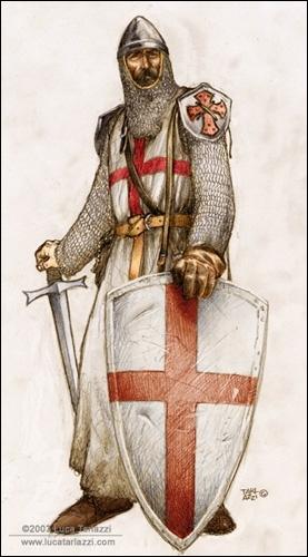 En tout, combien de croisades sont organisées vers la Terre Sainte (du XIème au XIIIème siècle) ?