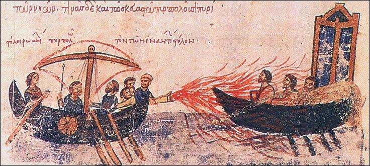 Quelles armes  spéciales  sont maîtrisées par les Occidentaux à l'époque des croisades ?