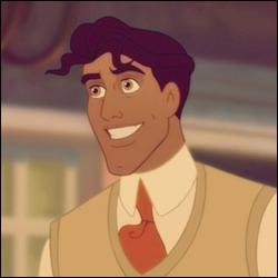 Cet autre Prince de l'univers Disney démarre son histoire d'amour dans des conditions un peu compliquées. Il se prénomme Naveen, et son problème est ?