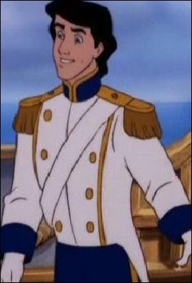 C'est le Prince Eric, qui va conquérir quelle Princesse Disney ?