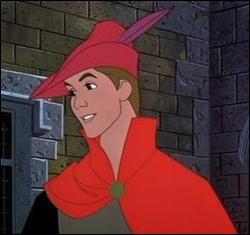 Ce Prince Charmant apparaît dans le conte La Belle au Bois dormant, adapté par Disney. Son prénom est ?