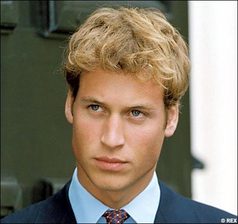 De lui, on peut dire qu'il  fut  le Prince Charmant à l'époque de la photographie. Quels sont les prénoms de William d'Angleterre ?