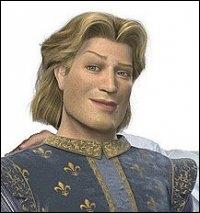 Ce Prince Charmant ou qui aspire à l'être en épousant la Princesse Fiona, est Lord Faarquard. Il ne parvient pas à conquérir sa Belle, même s'il fait tout pour cela. Qui est son concurrent ?
