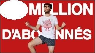 Combien y a-t-il d'abonnés sur sa chaîne YouTube ? (Août 2013)