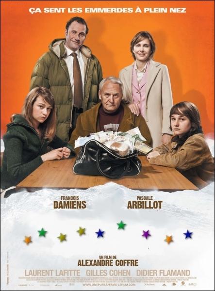 Comédie drôle et immorale réalisée par Alexandre Coffe avec François Damiens, Laurent Lafitte, Pascale Arbillot ... .