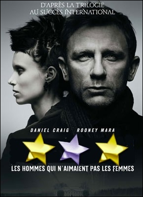 Thriller américain d'une efficacité absolue réalisé par David Fincher en 2011 avec Daniel Craig, Christopher Plummer, Rooney Mara ... .