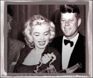 Marilyn Monroe a eu une relation avec deux hommes du clan Kennedy. Lesquels ?