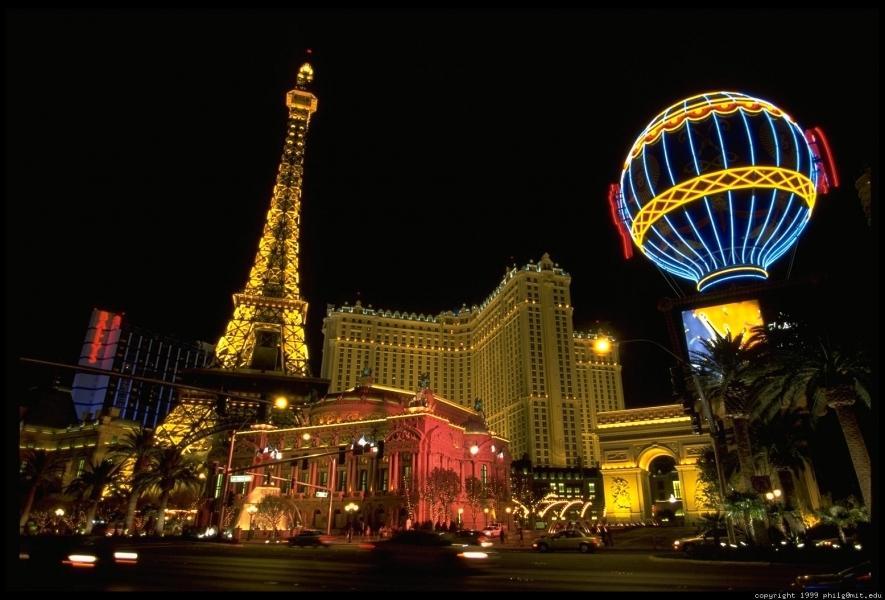 Dans quel Etat se trouve Las Vegas ?