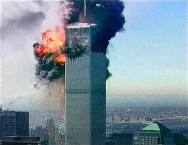 En quelle année, eu lieu l'attentat du Wall Trade Center ?