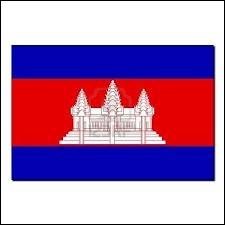 Quelle capitale possède ce drapeau national ?