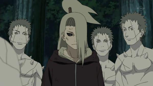 Naruto Shippuden, la guerre