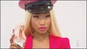 Quelle est la chanson de Nicki Minaj ?