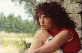 Quel est ce film de Jean Becker où Isabelle Adjani tient le rôle d'une névrosée ?