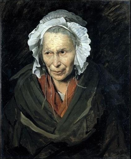 Quel peintre a réalisé  Le monomane de l'envie  ?