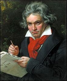 Beethoven fut victime d'une grave dépression, laquelle de ses symphonies porte le nom de  Symphonie héroïque  ?