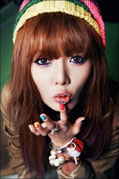 Connaissez-vous une des rumeurs de Hyuna des 4 minutes ?